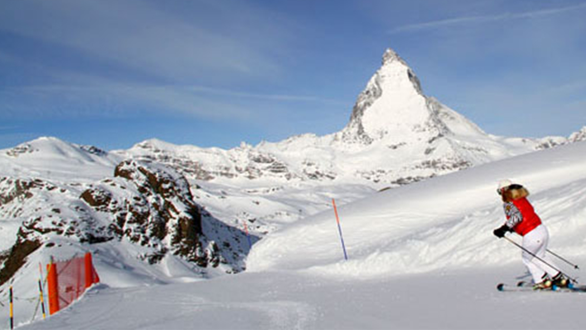 Charming, Cozy, Quaint: A Zermatt Ski Vacation
