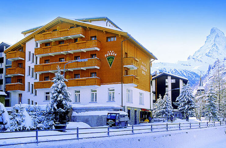 Take A Trip To Zermatt For The Skiing, Stay For The Relaxing Fun In Any Of Zermatt Hotels