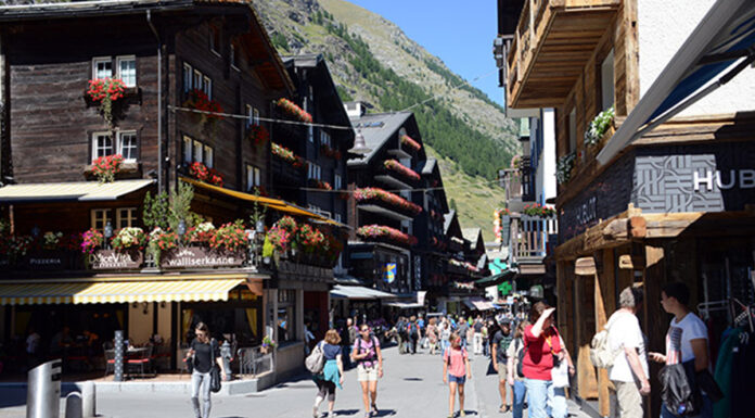 Zermatt: A Busy Village With a Deafening Quietness And Plenty of Hotels