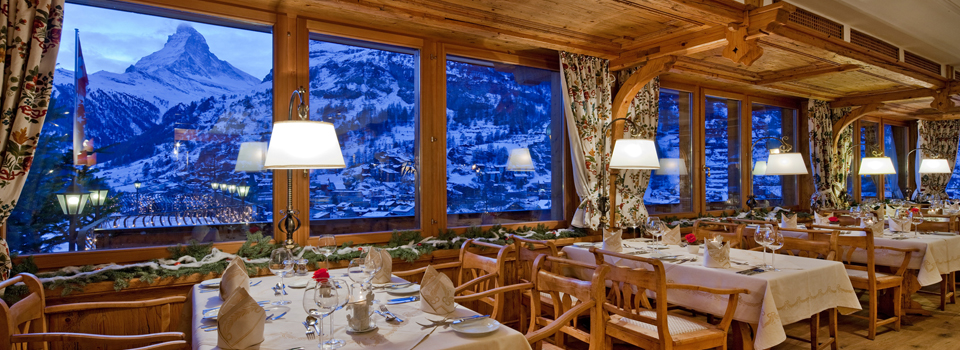 Zermatt restaurants